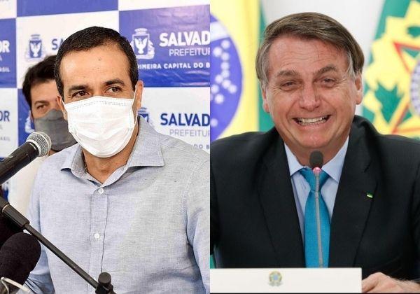Fotos: Valter Pontes/Secom PMS | Alan Santos/PR