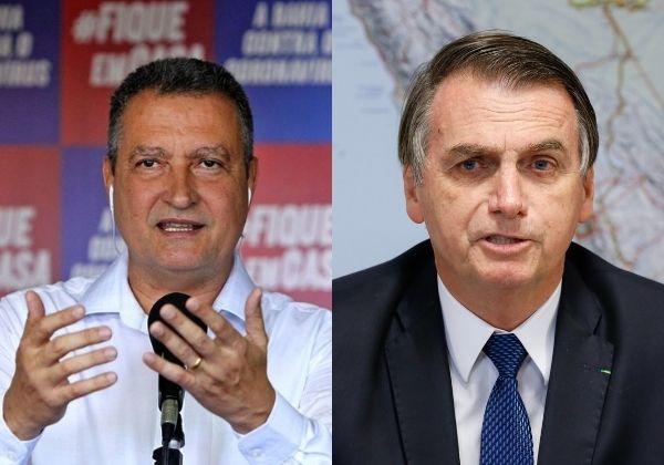 Fotos: Fernando Vivas/GOVBA | Alan Santos/PR