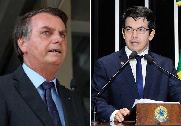 Fotos: Marcos Corrêa/PR - Waldemir Barreto/Agência Senado