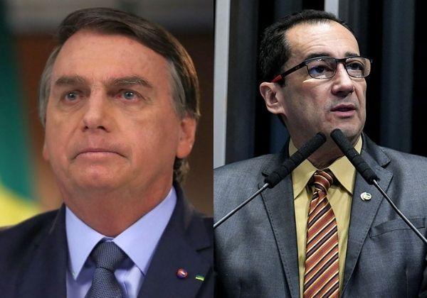 Foto: Geraldo Magela/Agência Senado | Marcos Corrêa/PR