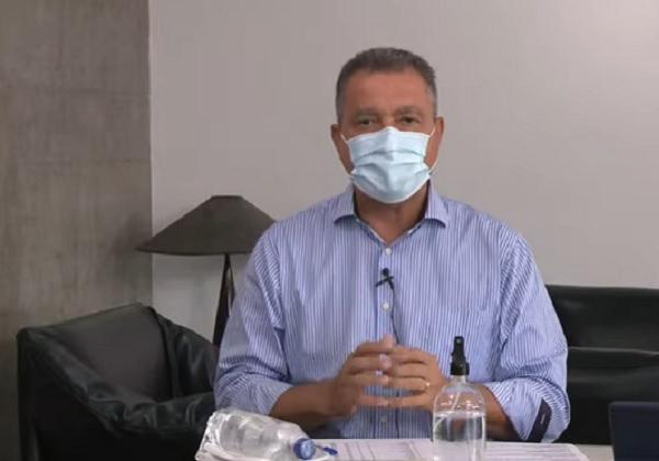 Rui Costa (PT), governador da Bahia (Foto: Reprodução/YouTube)