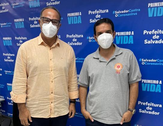 Foto: Divulgação/ Secretaria de Saúde de Salvador