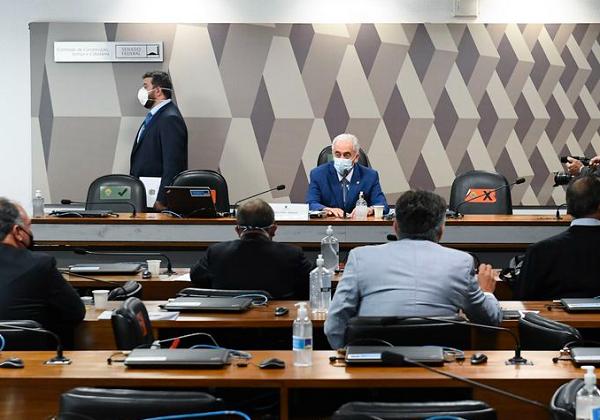 Foto: Jefferson Rudy/Agência Senado