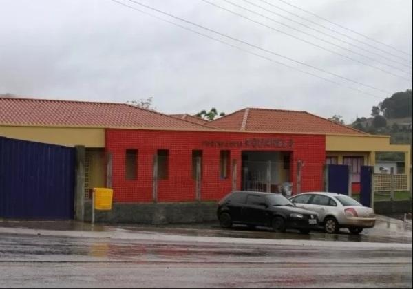Creche Aquarela foi alvo de atentado, diz PM (Imagem: Divulgação/Prefeitura de Saudades)