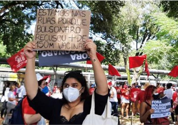 Foto: Divulgação/Frente Brasil Popular
