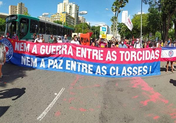 Foto: Divulgação/Bahia Antifascista