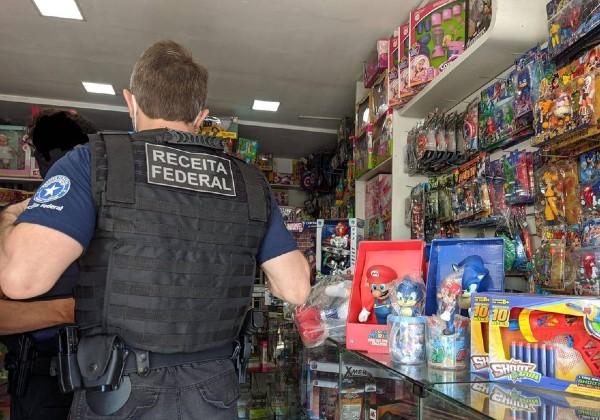 Foto: Divulgação/ Receita Federal