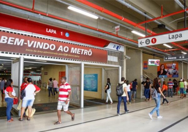 Foto: Divulgação/CCR Metrô