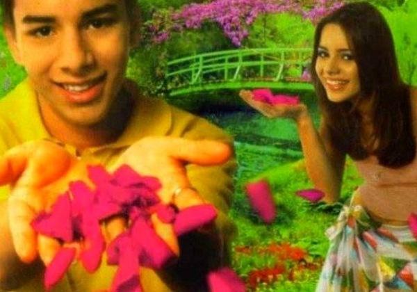 Foto: Reprodução/CD Sandy e Júnior
