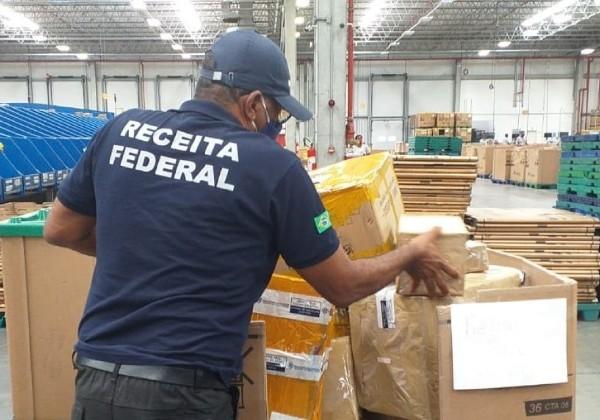 Foto: Divulgação Receita Federal