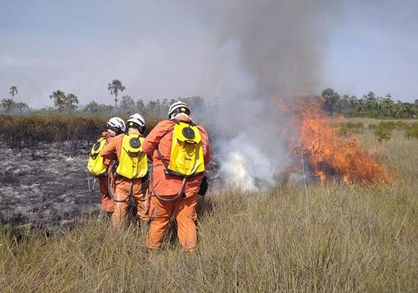 Foto: Corpo de Bombeiros Militar da Bahia