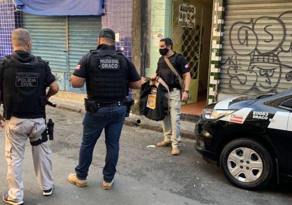 Foto: Divulgação, Ascom/Polícia Civil da Bahia