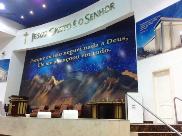 Foto: Divulgação / Iurd
